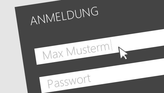 Selbständige Registrierung der Nutzer am Portal