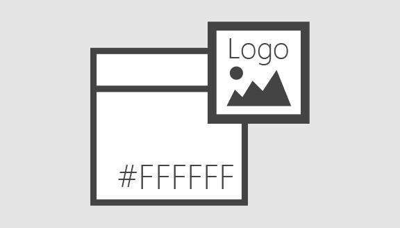 Unterstützung von Branding und Corporate Identity