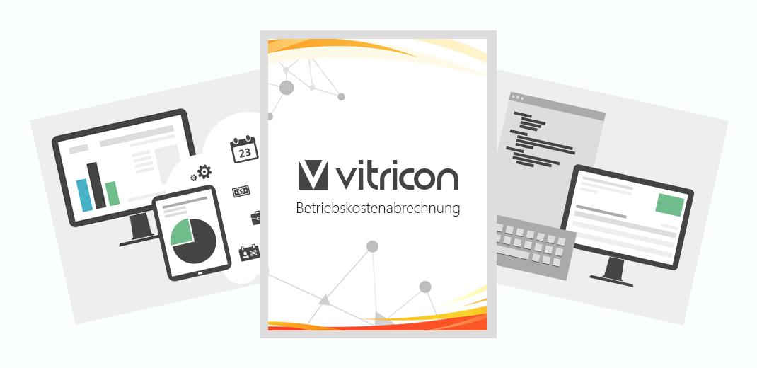Vitricon Betriebskostenabrechnung